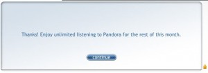 Pandora-end-of-rainbow-thanks
