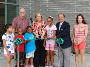 Halifax Community Center Rededication, June 2014