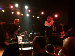 The Psychedelic Furs play Raleigh's Lincoln Theatre.