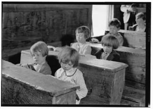 Little_Greenbrier_School.-1936