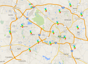 Google Fiber in the Triangle