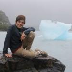 Travis and the iceberg