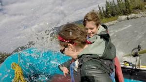 Rafting the Matanuska