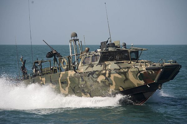 Riverine Command Boat (RCB)